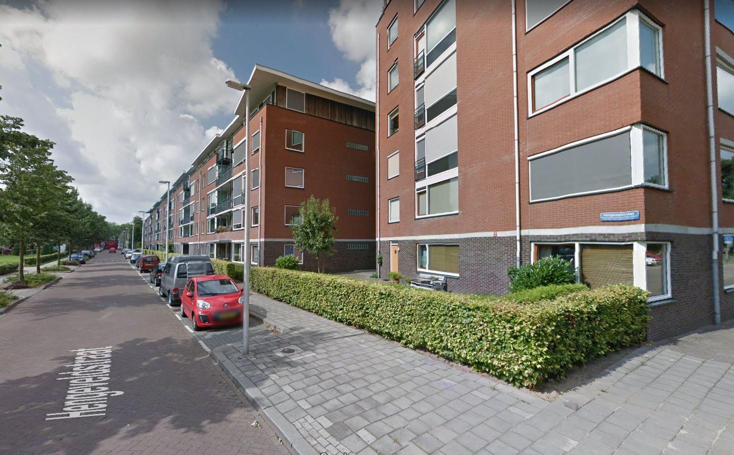 Hengeveldstraat 158