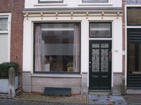 Nieuwegracht 76
