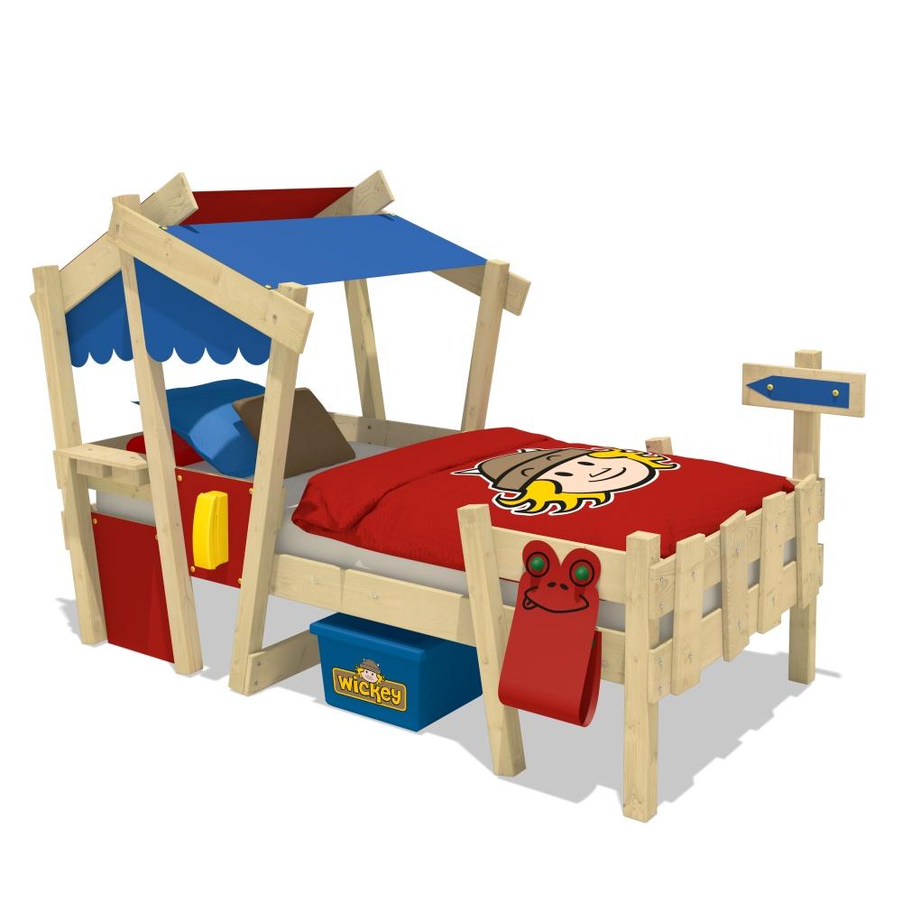 wickey crazy candy kinderbett 90x200cm spielbett. Black Bedroom Furniture Sets. Home Design Ideas
