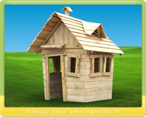 Kinderspielhaus Holz Aus Polen ~   Farm Spielhaus Holzhaus Kinderspielhaus Spielturm Kletterturm Holz
