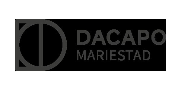 Dacapo Mariestad logotyp