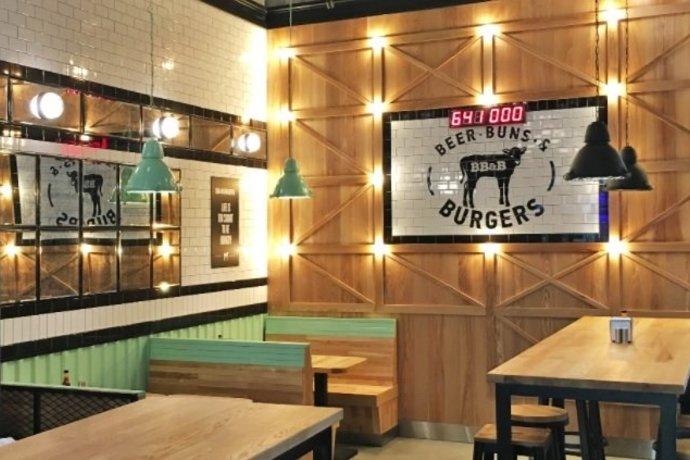 BB&Burgers в ТЦ «Рига-Молл»