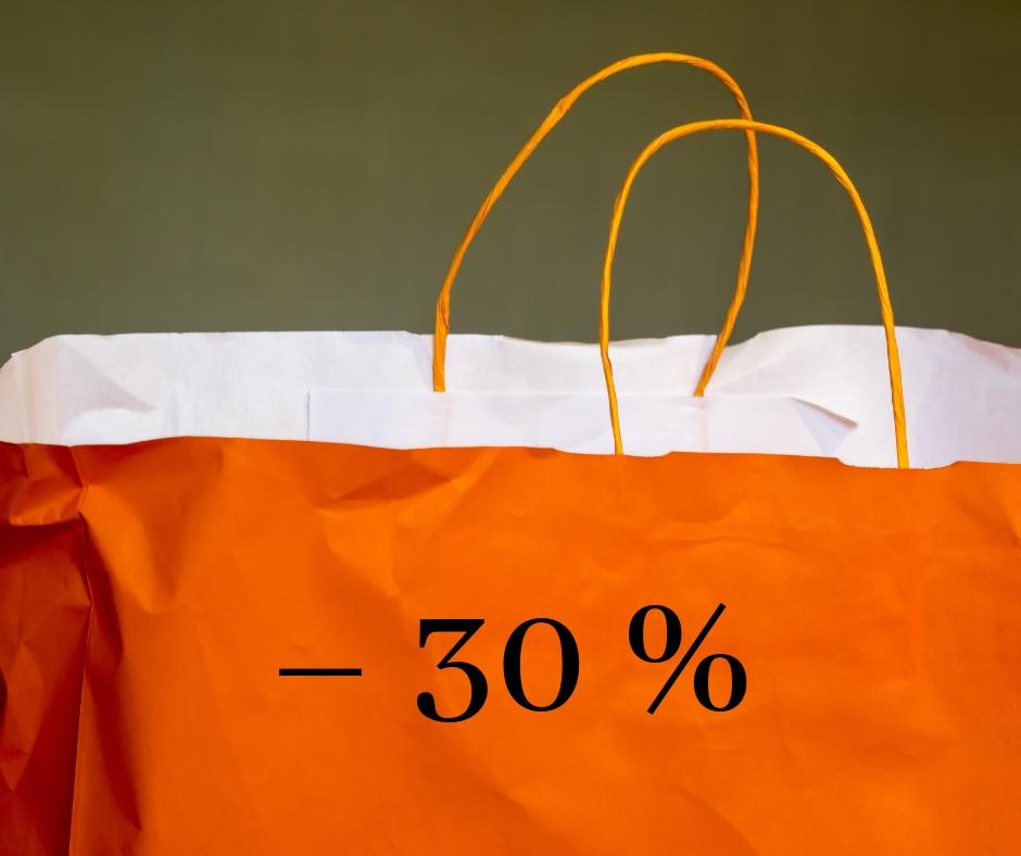 Még 30%-os kedvezménnyel vásárolhat!