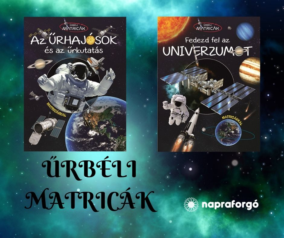 Tudományos sorozatokat ajánlunk