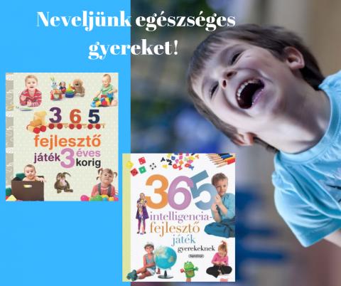 Új kötettel bővült a Neveljünk egészséges gyereket-sorozat!