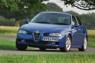 Alfa Romeo 156 1998 - 2005