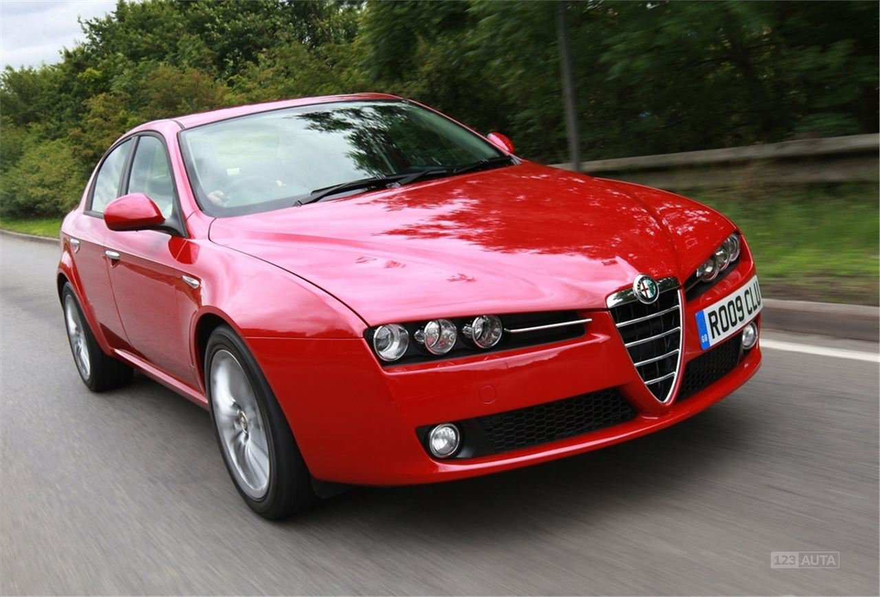 Alfa Romeo 159 2006 - 2011