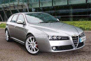 Alfa Romeo 159 Sportwagon 2006 - 2011