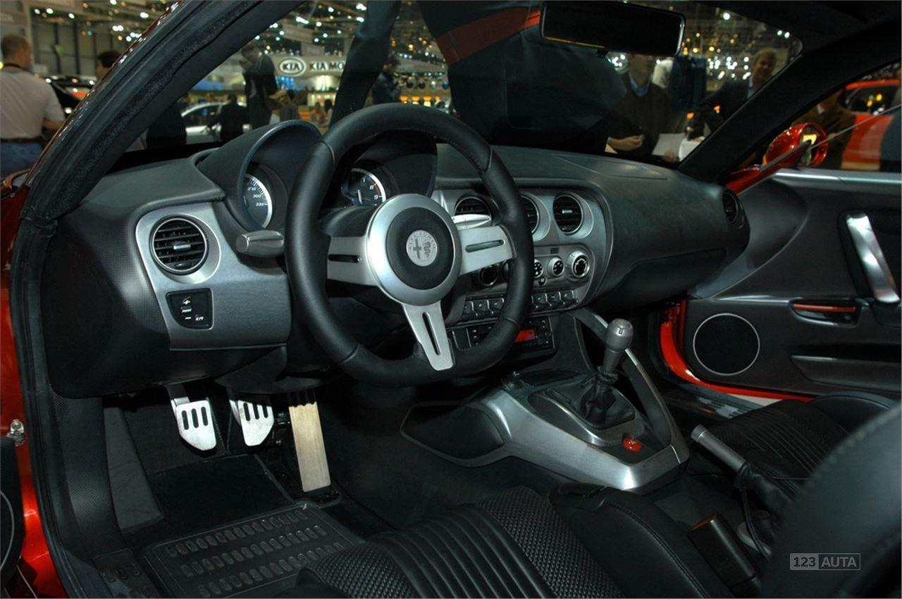Alfa Romeo 8C 2008 - 2010