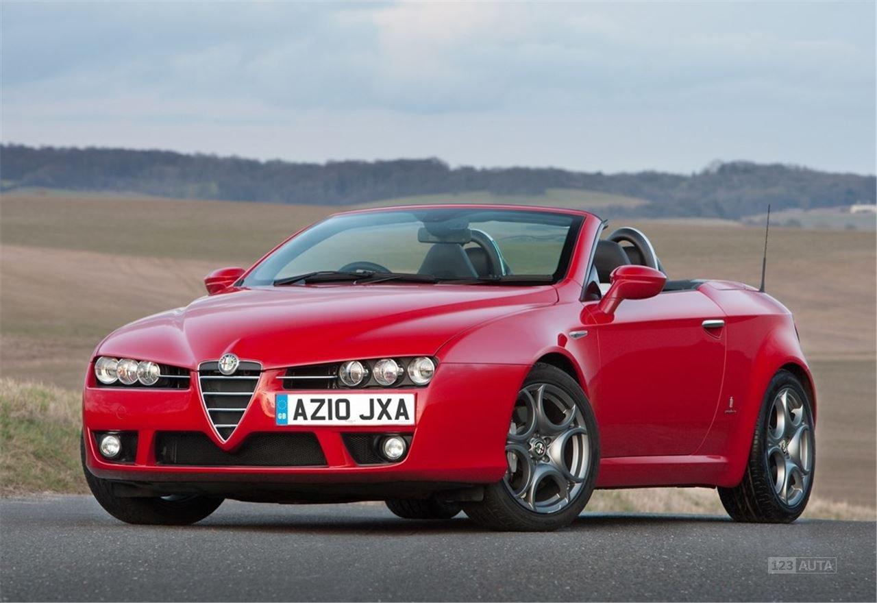 Alfa Romeo Spider 2007 - 2011