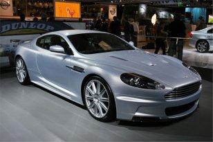 Aston Martin DBS 2008 - 2012