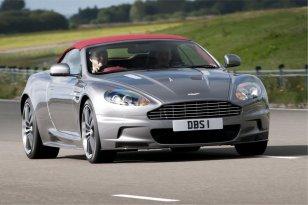 Aston Martin DBS Volante 2009 - 2012