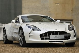 Aston Martin One-77 2011 - 2012