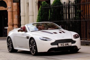Aston Martin V12 Vantage 2009