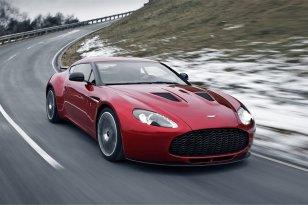 Aston Martin V12 Zagato 2012 - 2013