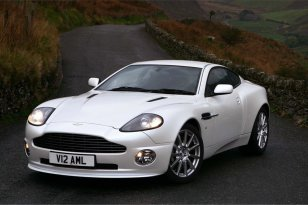 Aston Martin Vanquish 2001 - 2007