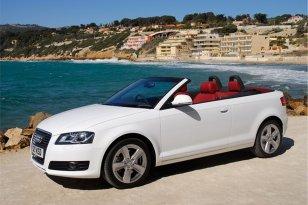 Audi A3 Cabriolet 2008 - 2013