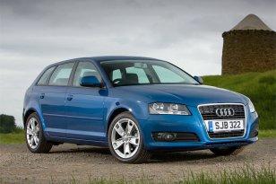 Audi A3 Sportback 2004 - 2012