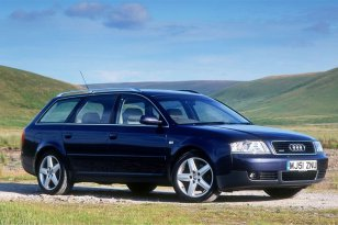 Audi A6 + RS6 1997 - 2004