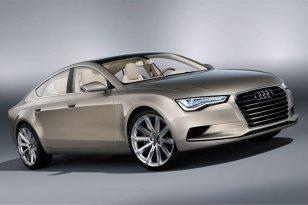 Audi Concept Sportback 2009
