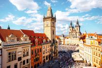 В Прагу на экскурсии!