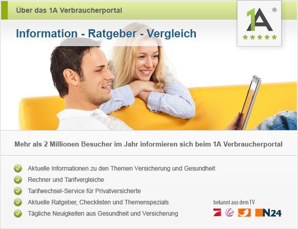 1A Verbraucherportal Ratgeber Infos Vergleich