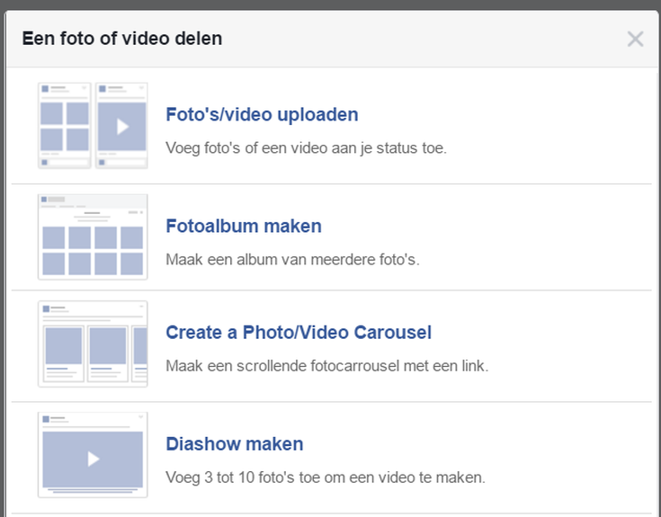facebook-diashow-maken
