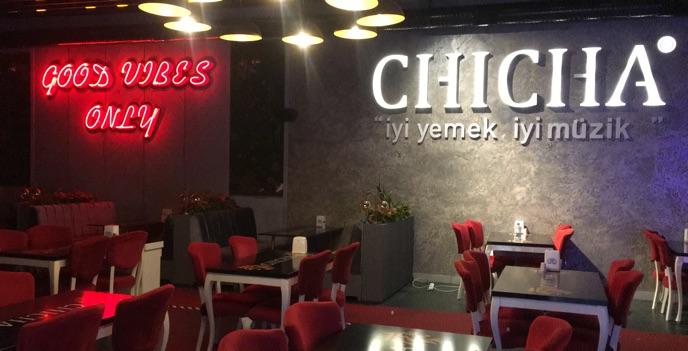 Chicha Restorant Yüksek Ücretle Garson Ve Karşılama Elemanı Arıyoruz.