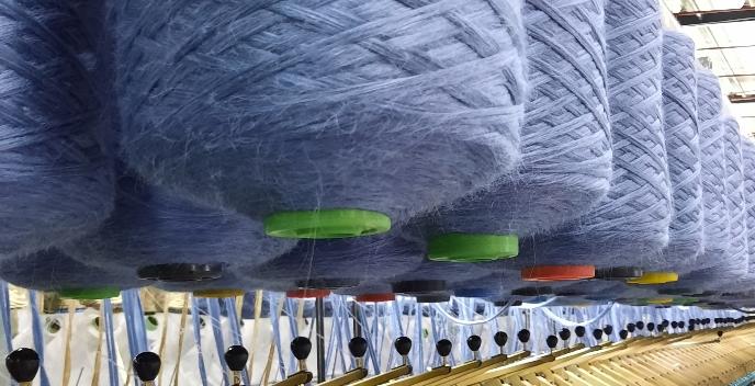 Karitex Tekstil - İplik Üretimi