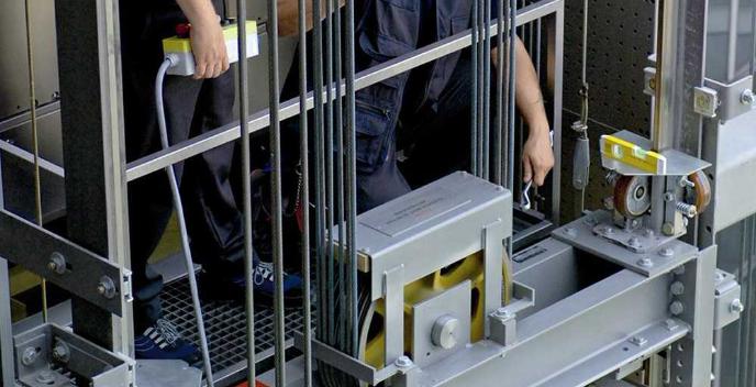 Asansör Sistem Montaj Elemanı