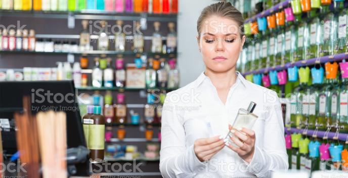 Salon kozmetik ürünler için Satış uzmanı