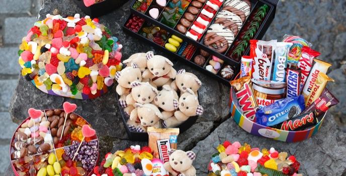 BoonyFood Hediye Aranjman Hazırlama (CandyGift)