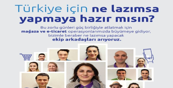 Zekeriyaköy CarrefourSA - Mağaza Görevlisi