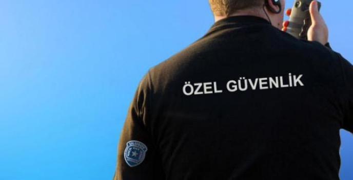 Güvenlik Personeli - Ankara
