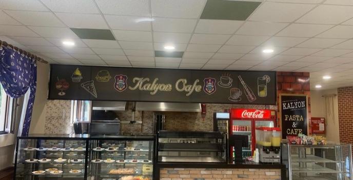 Kafeterya, Fast Food elemanı ve Kasiyer