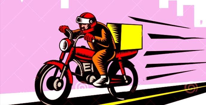 Avrupa Moto Kurye