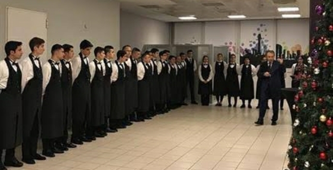 GARSON-KOMİ-AŞÇI-STEWARD-HOSTES