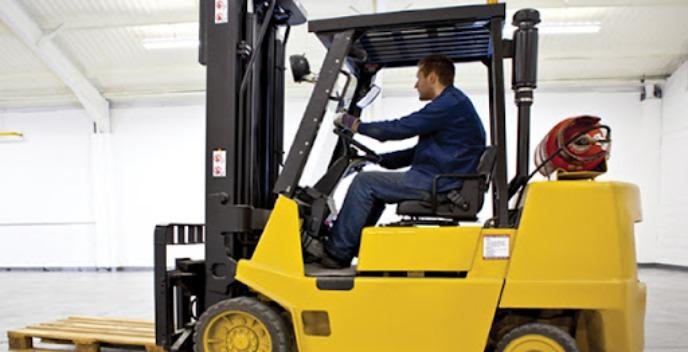 Gebze Forklift-RT Operatörü