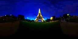 Eiffel Sparkles