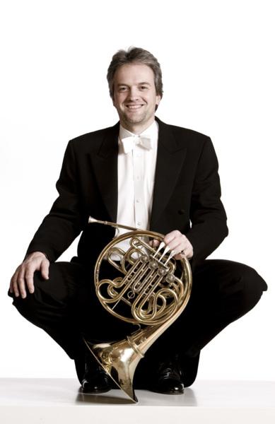 Wolfgang Drechsler Horn argovia philharmonic
