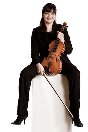 Nadiya Husar Barbato Viola argovia philharmonic