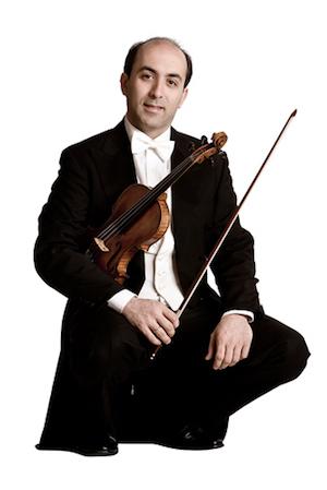 Giovanni Barbato 1.Violine argovia philharmonic
