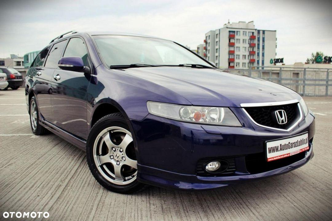 Honda Accord TypeS 2.4/190KM*Manual*Xenon*Relingi**Alumy*Szwajcar!
