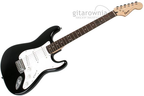Gitara elektryczna Squier by FENDER Bullet Stratocaster RW BK
