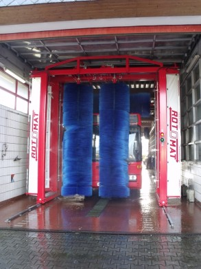 DAWIT maszyny - myjnia Rotomat PB 300