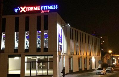 Franczyza od firmy Xtreme Fitness Gyms