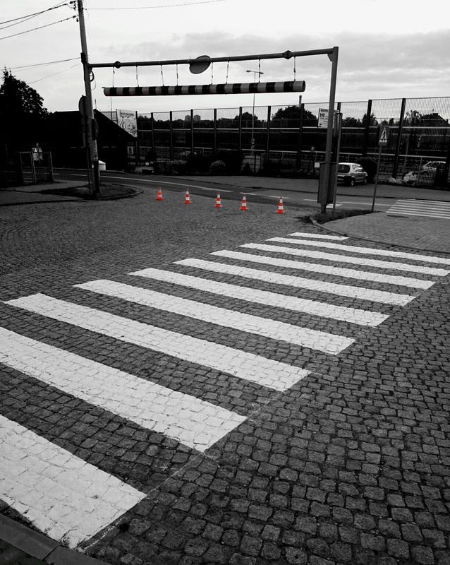 Pionowe i poziome oznakowanie dróg