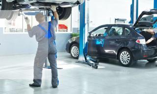Produkcja i sprzedaż sprzętu do serwisu samochodowego