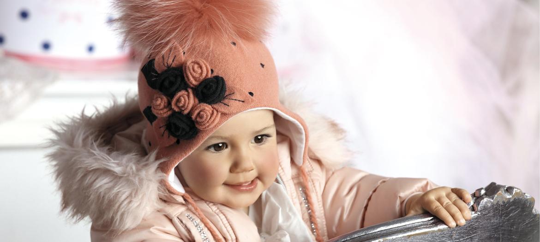 Новая коллекция зимних шапочек Nikola