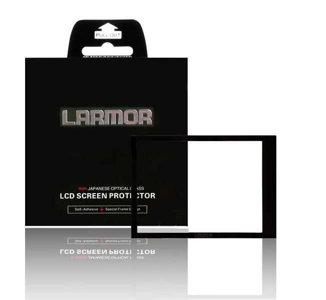 Larmor czadowa osłona LCD ze szkła optycznego do Canon 6D